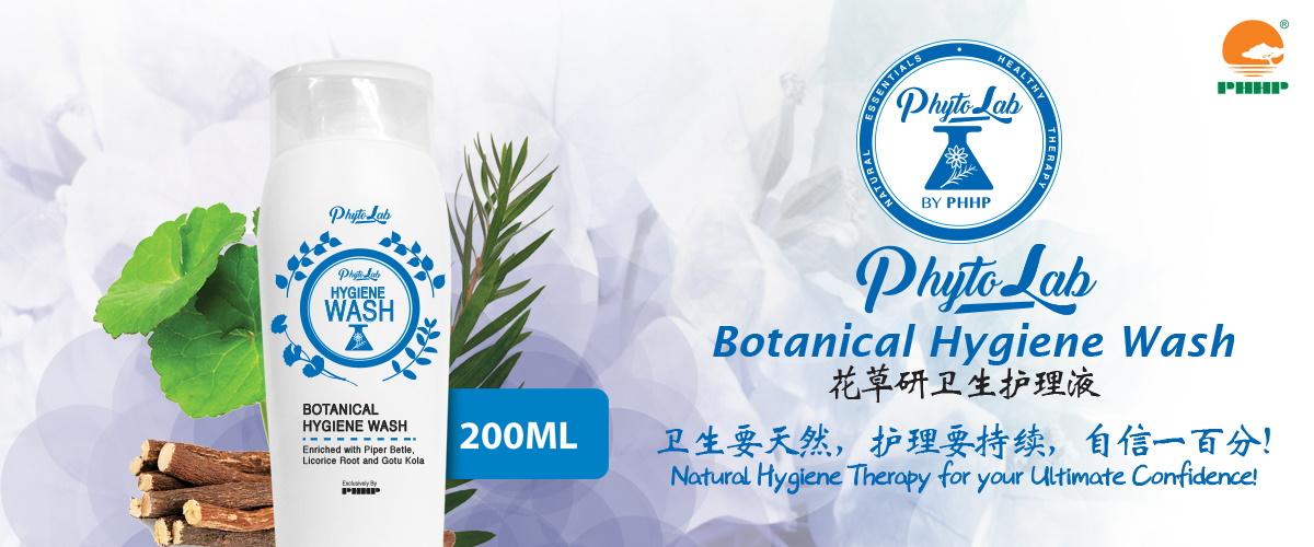 PhytoLab Botanical Hygiene Wash